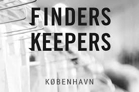 Finders Keepers kbh